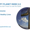 Happy Planet Index screenshot